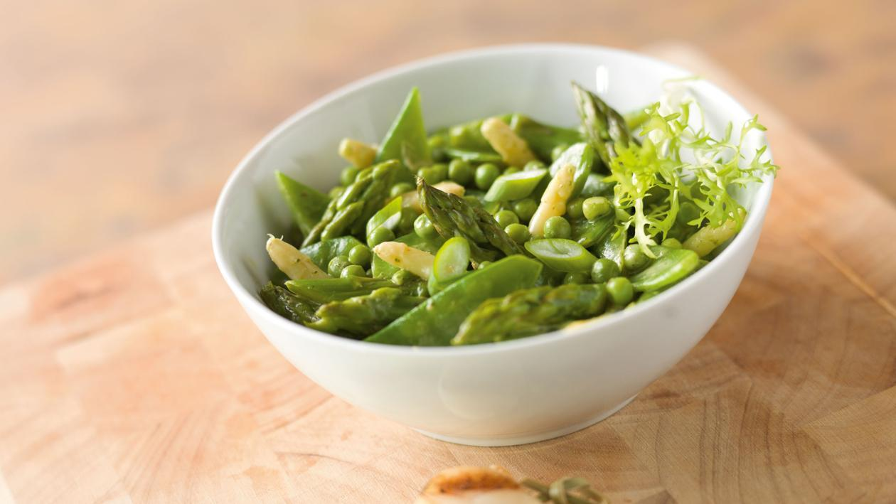 Salade de légumes estivaux – Recette