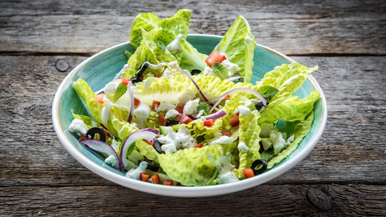Salade grecque – Recette
