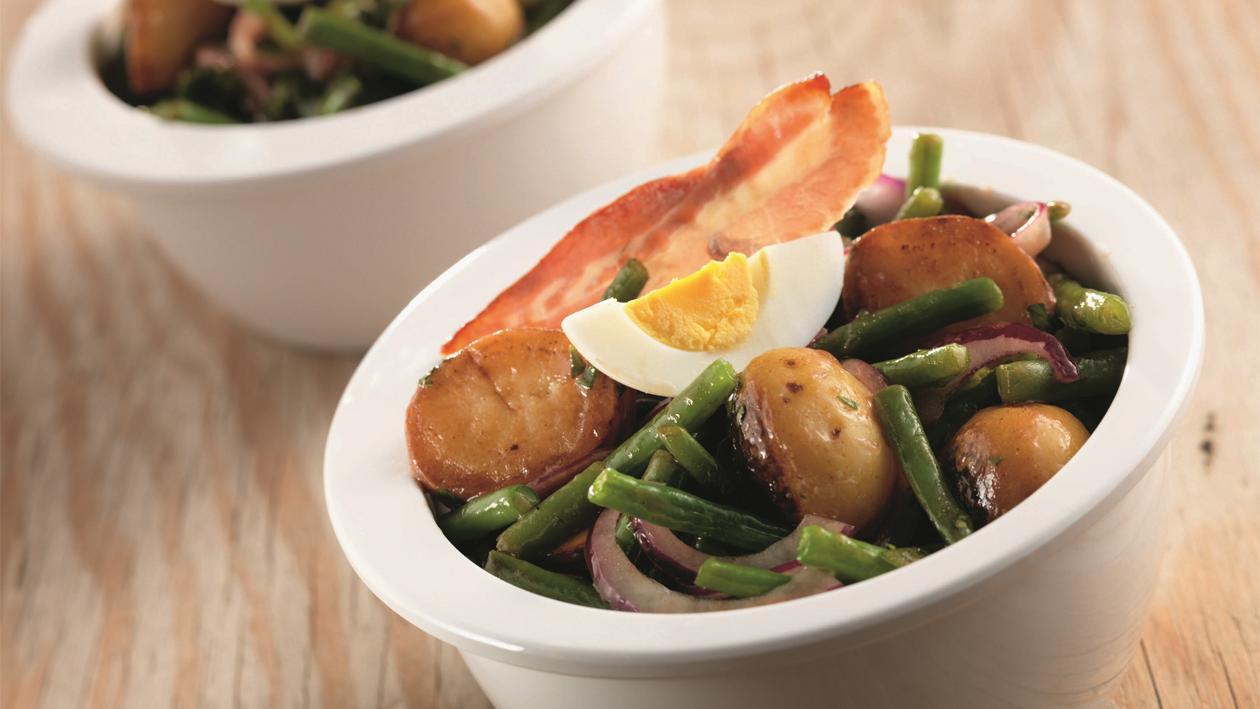 Salade Liégeoise – Recette