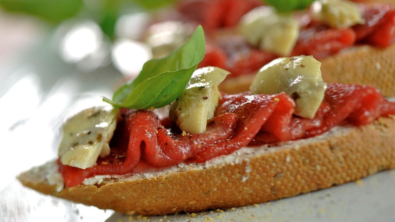 Sandwich Belgo - Italie – Recette