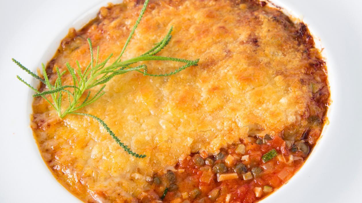 Shepherd's Pie végétarienne aux lentilles – Recette
