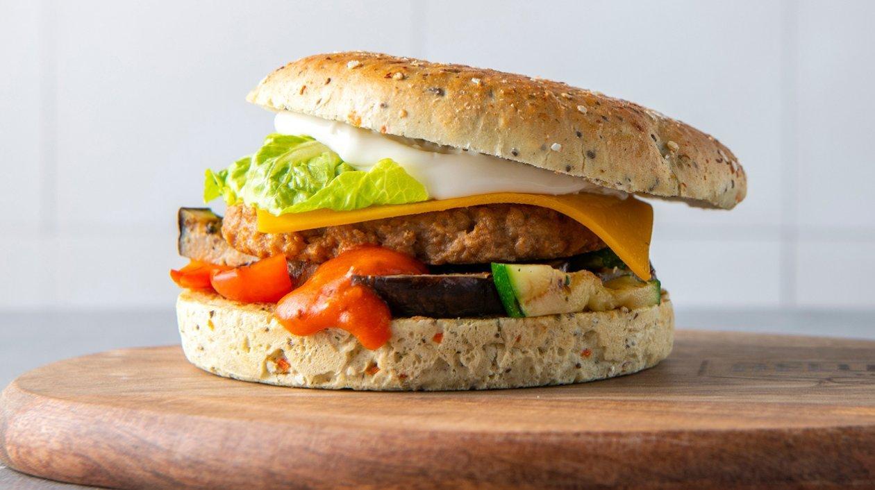 The Epic Burger – Recette
