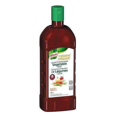 Concentré de bouillon liquide aux légumes Professionnel de Knorr®