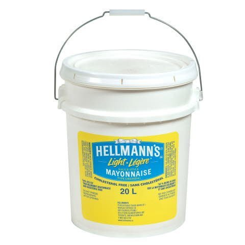 Hellmann's® 1/2 THE FAT PAIL -