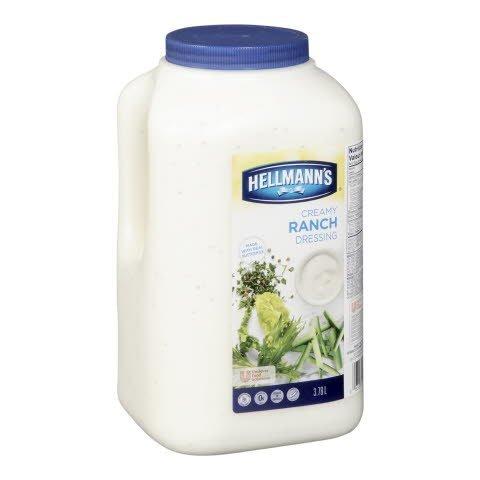 Hellmann's® Creamy Ranch Dressing - 10063350202569