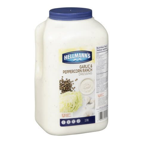 Hellmann's® Garlic & Peppercorn Ranch Dressing - 10063350202521