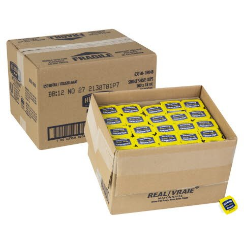 Hellmann's® Real Mayonnaise - 10063350090487