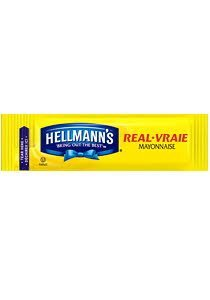 Hellmann's® Real Mayonnaise Portion Control Stick Pack 3/8 oz. - 10048001351650