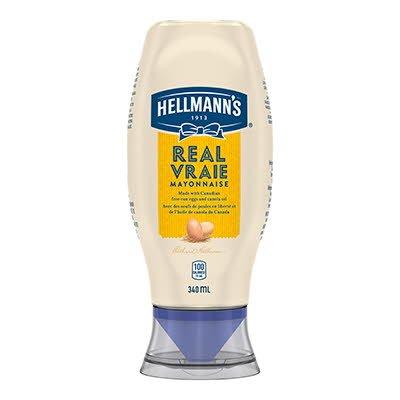 Hellmann's® Vraie Mayonnaise 8 x 340ml -