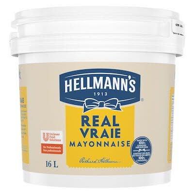 Hellmann's® Vraie Mayonnaise 1 x 16 L -