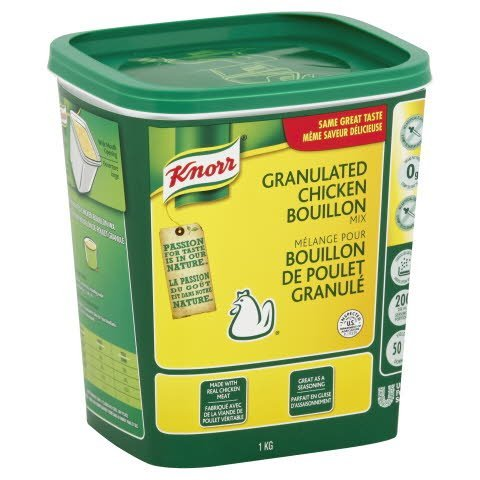 Knorr® Chicken (granulated) BouillonORR - 10063350376239