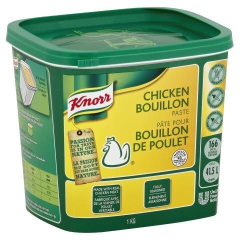 Knorr® Heritage Base Chicken BouillonPaste - 10063350376840