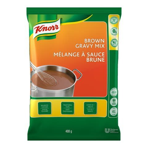 Knorr® Instant Brown Gravy - 10063350402624
