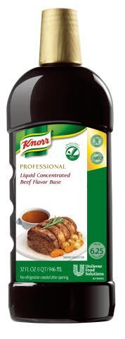 Knorr® Professional Liquid Concentrated Beef Base - 10063350145477