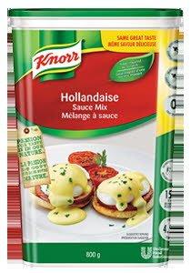 Knorr® Professionnal Mélange à Sauce Hollandaise 6 x 800 gr -