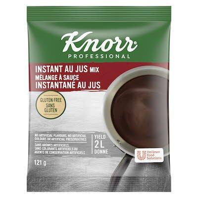 Knorr® Professionnel Mélange à Sauce au Jus 12 x 121 gr -
