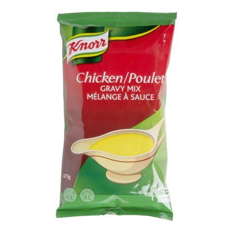 Knorr® Professionnel Mélange à Sauce au Poulet 6 x 475 gr -