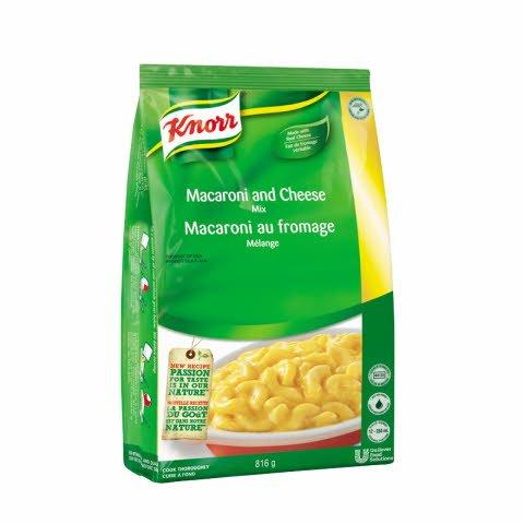 Knorr® Professionnel Mélange de Macaroni au Fromage 4 x 816 gr -