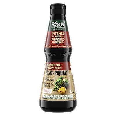 Knorr® Professionnel Saveurs Intenses au piment fort grillé 4 x 400 ml -