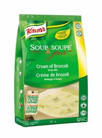 Knorr® Professionnel Soup Du Jour créme de brocoli -