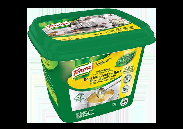 Knorr® Ultimate Roasted Chicken Base GlutenFree - 10063350507930