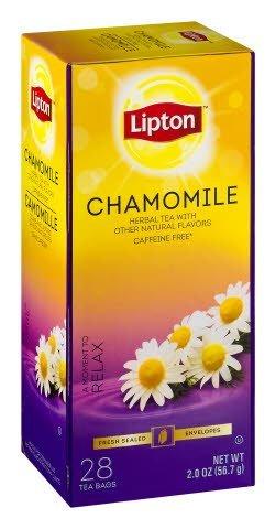 Lipton® Chamomile Tea - 10041000001236