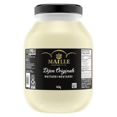 Maille Moutarde de Dijon Originale 4 x 4.1 kg -