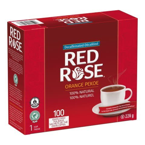 Red Rose® 1 cup Decaffeinated