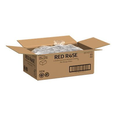 Red Rose® Thé Orange Pekoe 1002 sachets par 1 tasse -