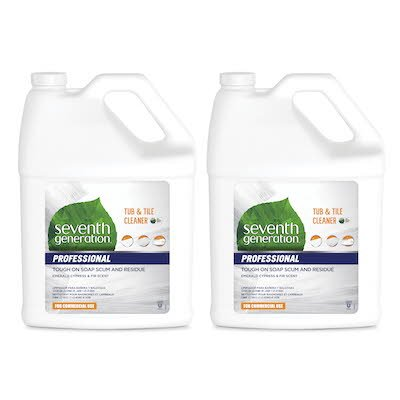 Seventh Generation Professional Tub & Tile Cleaner Refill 3.78 l x 2 -