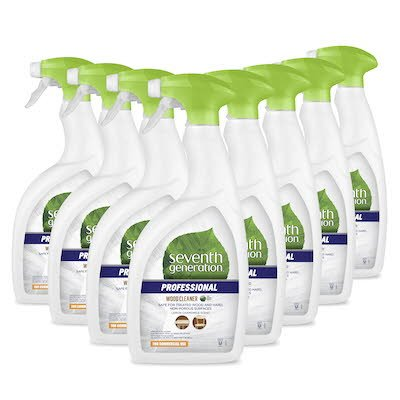 Seventh Generation Professional Wood Cleaner 0.95 l x 8 -