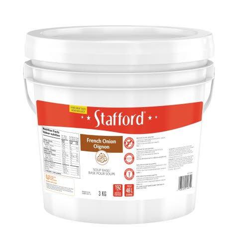 Stafford® Base pour Soupe à l'Oignon 1 x 3 kg -