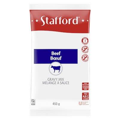 Stafford® Mélange à Sauce au Bœuf 6 x 453 gr -