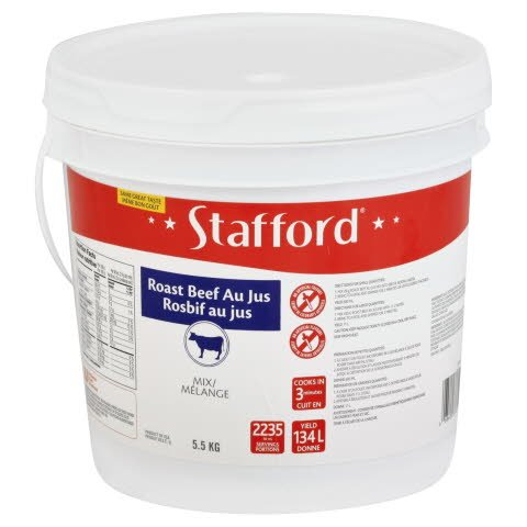 Stafford® Mélange pour Rosbif au Jus 1 x 5.5 kg -