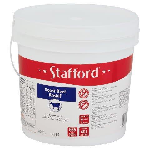 Stafford® Mélange pour Sauce de Rosbif 1 x 4.5 kg -