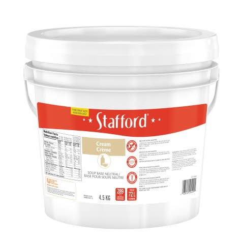 Stafford® RED LABEL Cream Soup Base - 10068400204098