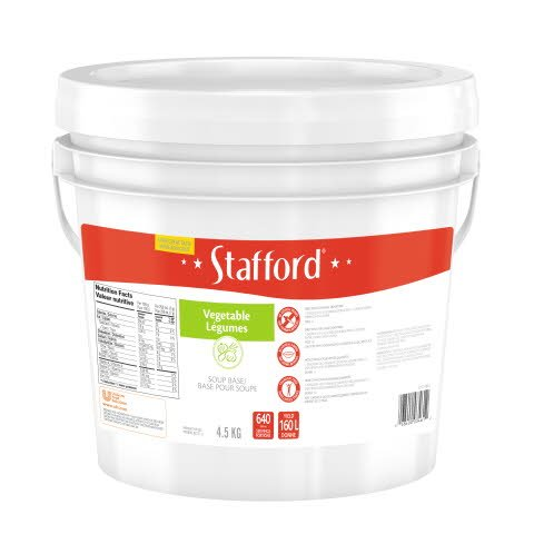 Stafford® RED LABEL Vegetable Soup Base - 10068400034619