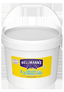 Hellmann's® Mayonnaise 1/2 moins de gras