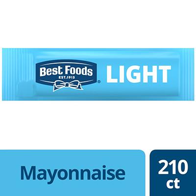 Hellmann's® Mayonnaise 11 millilitre, paquet de 210 -