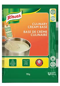 Knorr® BASE DE CRÈME CULINAIRE