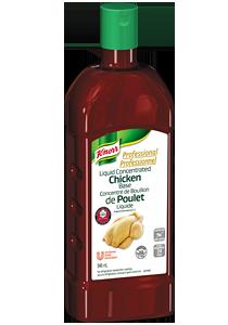 Knorr® Professionnel Concentré de bouillon de poulet liquide