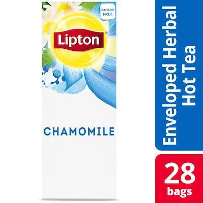 Lipton® Thé Chaud Camomille 6 x 28 sachets -