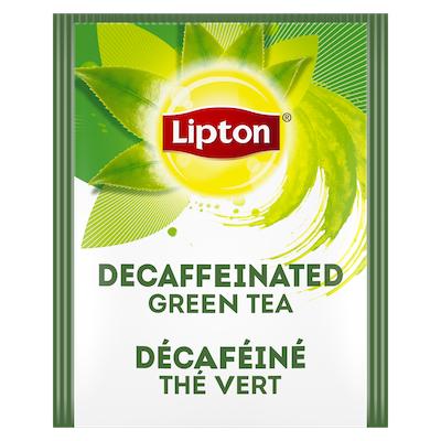 Lipton® Thé Chaud Vert Décaféiné 6 x 28 sachets -