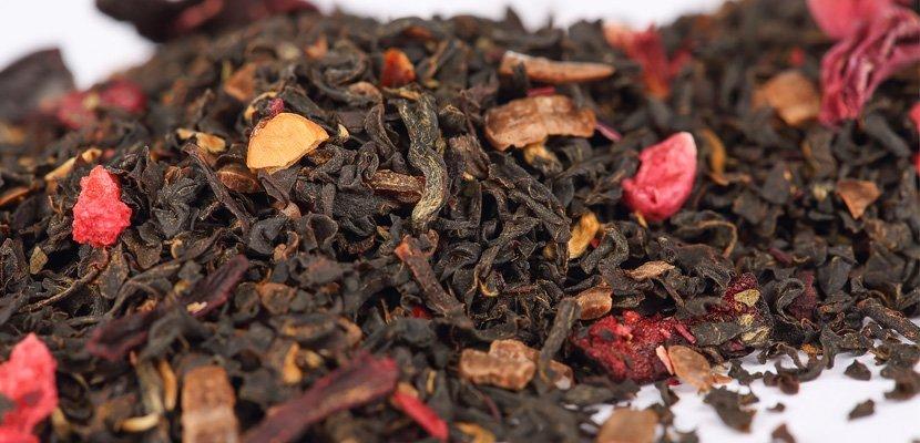 Pure Leafᵀᴹ/ᴹᶜ Iced Black Tea with Raspberry - 10041000672641 - Du vrai thé, de vrais ingrédients, de vraies saveurs.