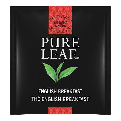 Pure Leafᴹᶜ Thé Chaud English Breakfast 6 x 25 sachets - Le thé Pure Leafᴹᶜ est fait avec uniquement les meilleurs.
