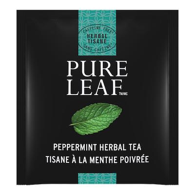 Pure Leafᴹᶜ Thé Chaud Tisane à la Menthe Poivrée 6 x 20 sachets - Le thé Pure Leafᴹᶜ est fait avec uniquement les meilleurs.