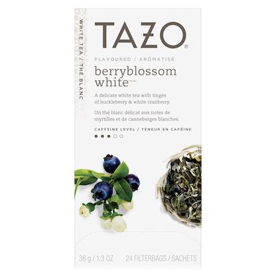 TAZO® Thé Berryblossom White 6 x 24 sachets -