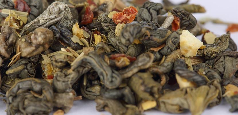 Thé vert glacé Pure Leafᵀᴹ/ᴹᶜ à la saveur d'agrumes - 10041000672245 - Du vrai thé, de vrais ingrédients, de vraies saveurs