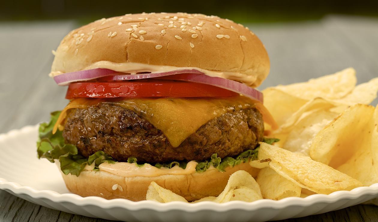 Burgers au Fromage et Chipotle – recette