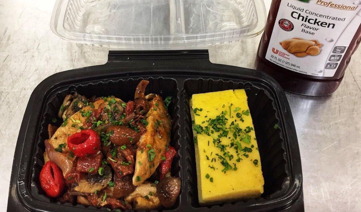 Chicken Cacciatore – recette
